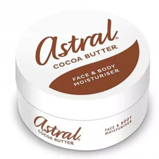 Astral Cocoa Butter Face & Body Moisturiser