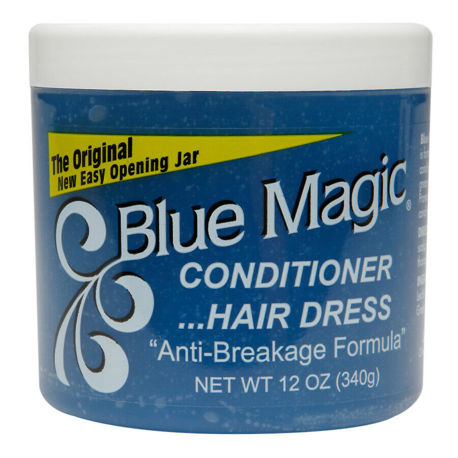 Blue Magic Conditioner Hair Dress 12 oz / 350g