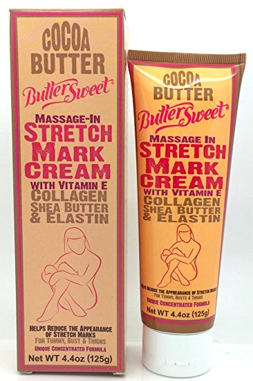 Butter Sweet Stretch Mark Cream