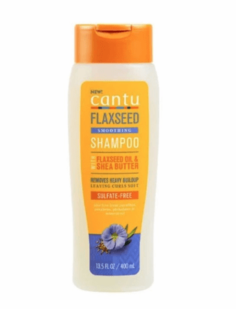 Cantu Flaxseed Smoothing Shampoo 13.5 oz