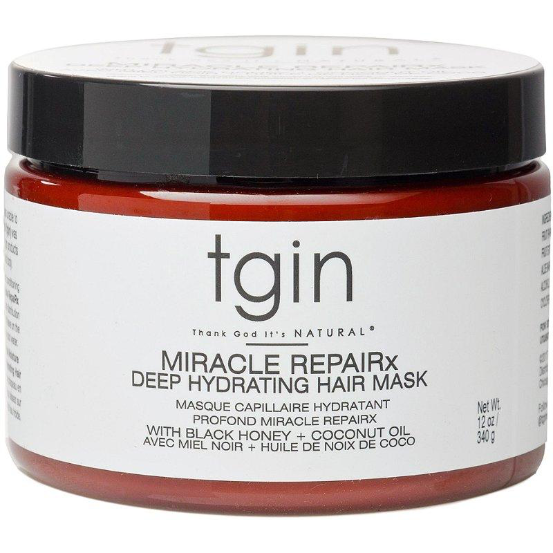 TGIN MIRACLE REPAIRX DEEP HYDRATING HAIR MASK 12OZ