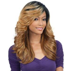 Freetress Equal Invisible Part long wavy hair Wig - MARVEL