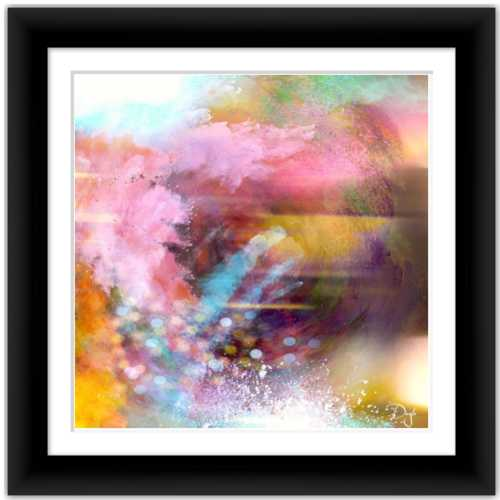 MISTIFIED - Framed Fine Art Paper Prints Alto Black
