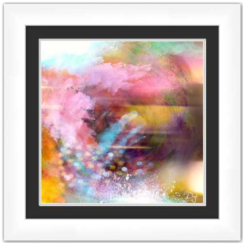 MISTIFIED - Framed Fine Art Paper Prints