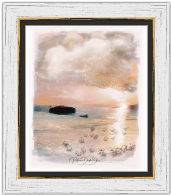 THE JOURNEY - Framed Fine Art Paper Prints Raven