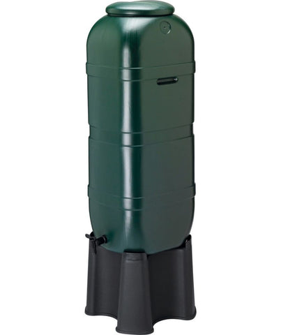 Ward 100L Slimline Water Butt with stand
