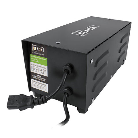 LUMii BLACK Metal Cased Magnetic Ballast