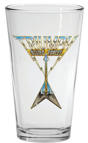 Allied Forces 16 oz. Pint Glass