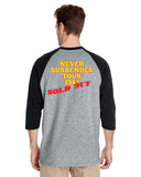 Never Surrender Limited Edition 3/4 Sleeve Shirt