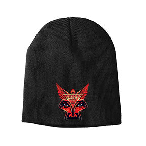 Never Surrender logo toque