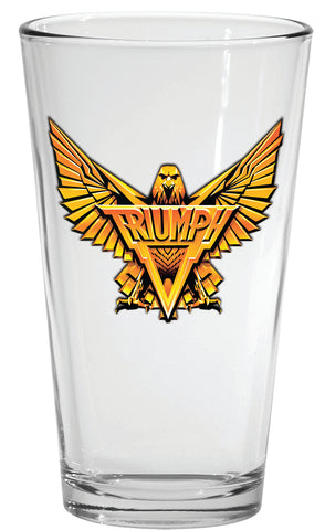 Triumph Thunderbird 16 oz. Pint Glass