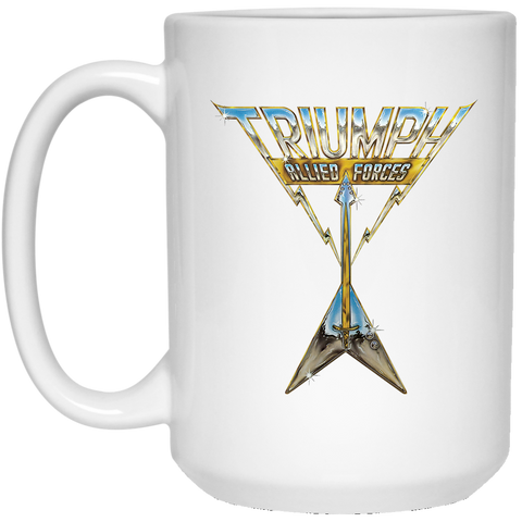 Allied Forces Mug
