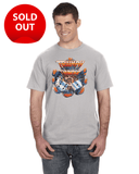 Thunder Seven Classic Tour T-shirt Silver Limited Edition