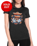 Thunder Seven Limited Edition Ladies Cut Shirt