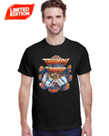 Thunder Seven Classic Tour T-shirt Black Limited Edition