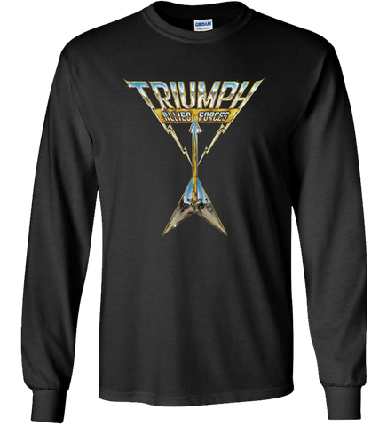Allied Forces Long Sleeve T-Shirt