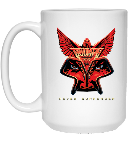 Never Surrender Mug