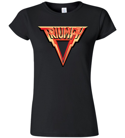 Lightning Logo Ladies <br/>T-Shirt