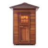Enlighten MoonLight 2 Peak Dry Traditional Outdoor/Indoor Sauna T-16376