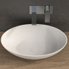 Ideavit Solidthin-OV Oval Vessel Bathroom Sink PS IDV 284773
