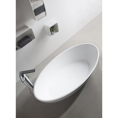 Ideavit Solidellipse Free Standing Bathtub PS IDV 290032