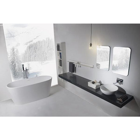 Image of Ideavit Solidglam Free Standing Bathtub PS IDV 278607