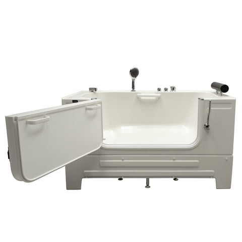 Image of Homeward Bath Neptune Series Sit-In Tub HY42