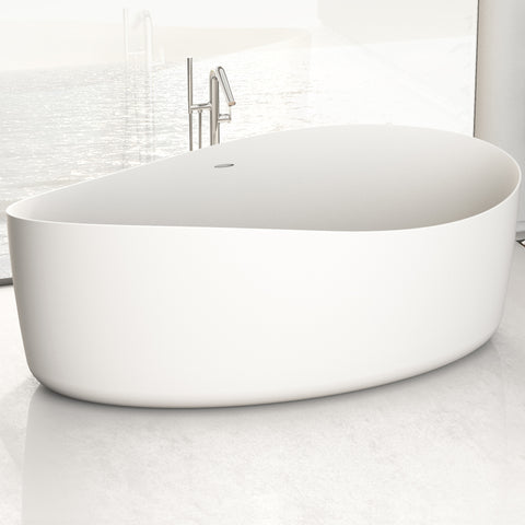 Image of Ideavit Solidharmony -175 Free Standing Bathtub PS IDV 290113