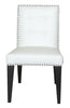 Greg Sheres Pisa Kitchen & Dining Chairs, Faux Leather Set of 2 AD20-P
