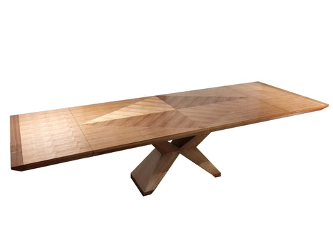 Greg Sheres Angles Kitchen & Dining Tables Walnut D-06-07