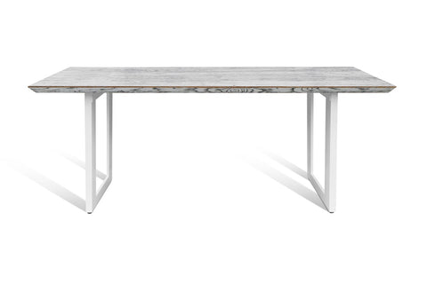 Image of Maxima House Prizma-F1 Solid Wood Dining Table SCANDI054