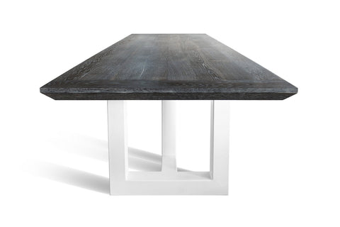Image of Maxima House Prizma Solid Wood Dining Table EW SCANDI001