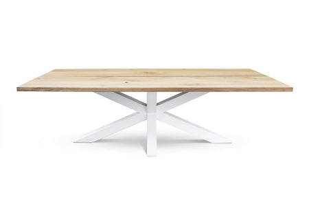 Maxima House Edder-CL Natural Wood Dining Table SCANDI021