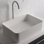 Ideavit Solidthin-SQ Rectangular Vessel Bathroom Sink PS IDV 281618