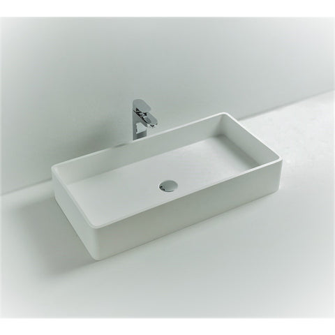 Ideavit Solidtop-80 Rectangular Vessel PS IDV 277031