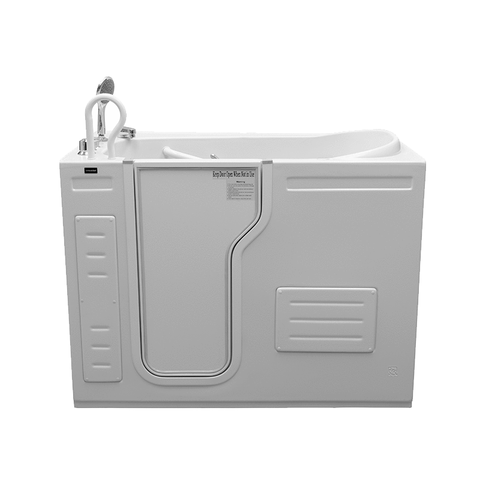Homeward Bath Aurora Walk-in Tub 51L x 29.5W x 42H HY23