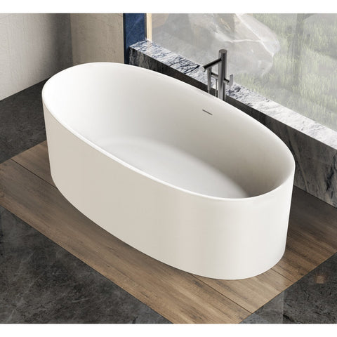 Ideavit Solidcliff Free Standing Bathtub PS IDV 290229