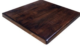 Custom Solid Wood Square Table Top*