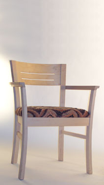 Suite Wood Chair