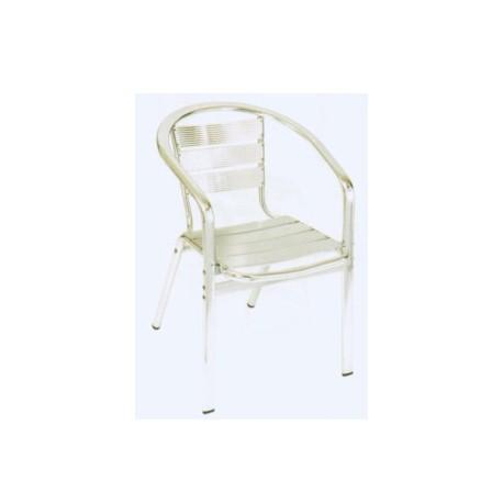 Chairs | Outdoor Aluminium 2 Outdoor Dining Chair