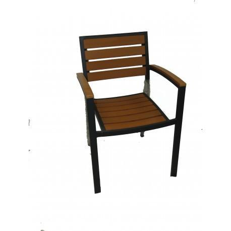 Chairs | Outdoor Bistro Chair (Upholstered)