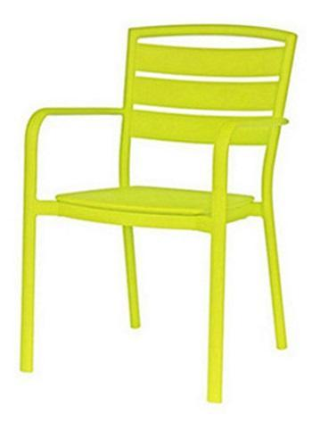 Chairs | Outdoor Ciara Outdoor Stacking Arm Chair
