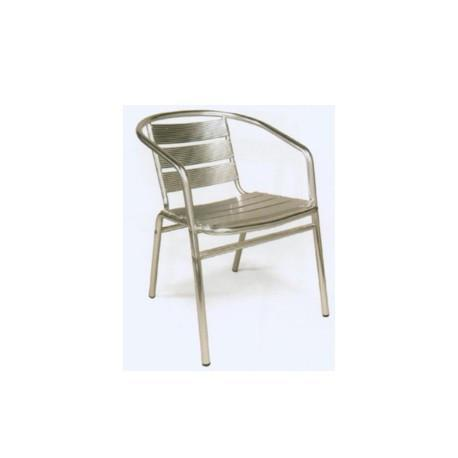 Chairs | Outdoor Divine Outdoor Chair with Rounded Arms