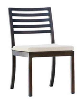 Chairs | Outdoor Madison Outdoor Dining Chair w/Cushion