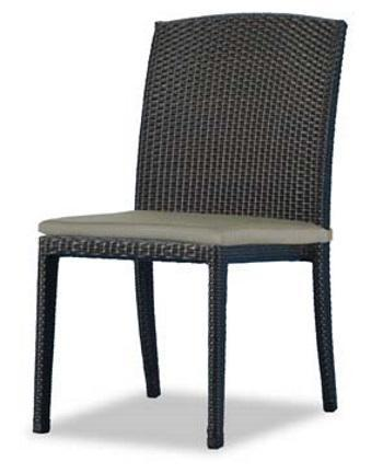 Chairs | Outdoor New Miami Lakes Outdoor Dining Side Chair w/Cushion