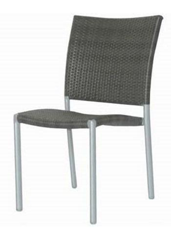 Chairs | Outdoor New Roma Outdoor Sling Stacking Side Chair