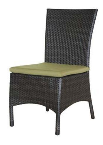 Phenomenal Palm Harbor Outdoor Dining Chair W Cushion M4 Hospitality Home Remodeling Inspirations Propsscottssportslandcom
