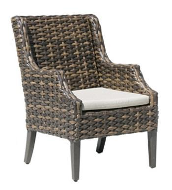 Chairs | Outdoor Whidbey Island Outdoor Armchair w/Cushion