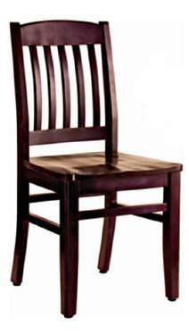 Chairs | Wood Grand Wood Chair