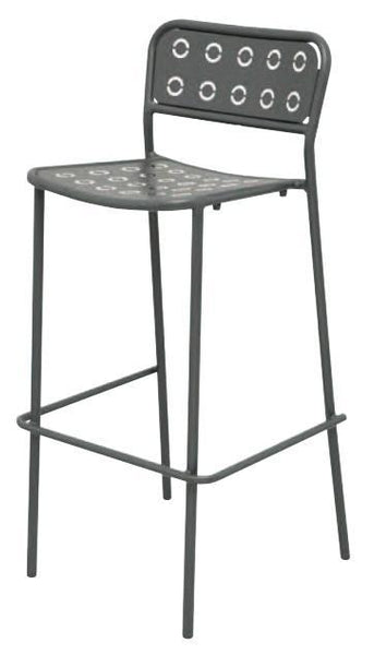 Outdoor | Bar Stools Pop Outdoor Stacking Bar Stool